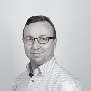 Tony Doyle i2v sales manager
